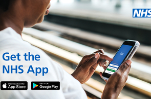 Get the NHS APP - your GP and more at your fingertips